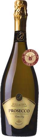 Large bollicina prosecco extra dry